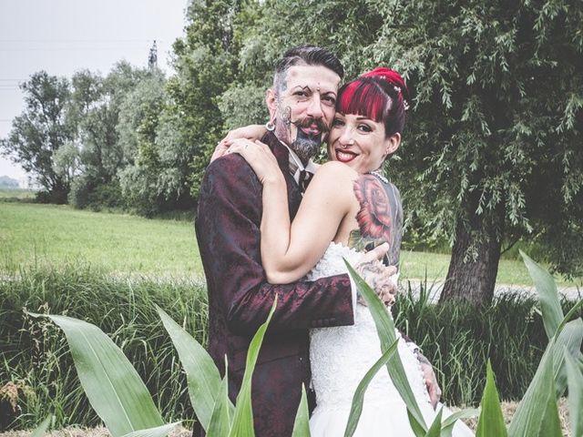 Il matrimonio di Angelo e Chiara a Cremona, Cremona 220