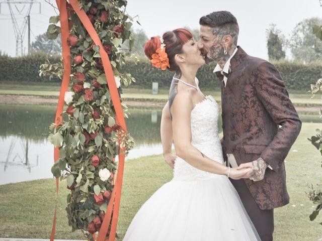 Il matrimonio di Angelo e Chiara a Cremona, Cremona 223