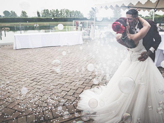 Il matrimonio di Angelo e Chiara a Cremona, Cremona 229