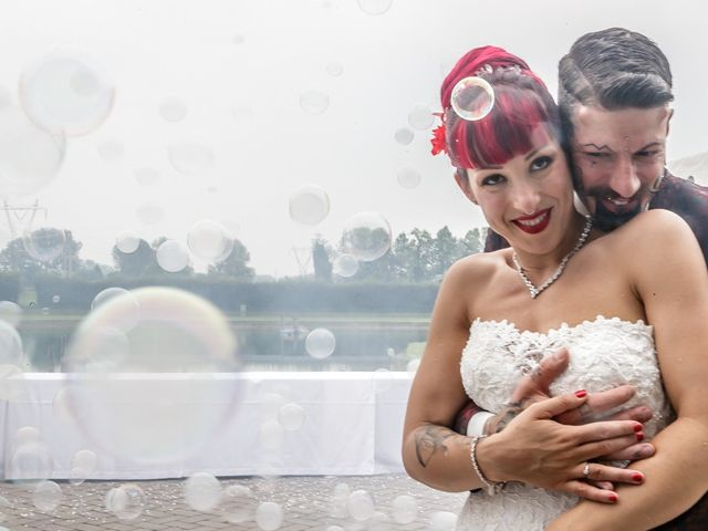 Il matrimonio di Angelo e Chiara a Cremona, Cremona 231