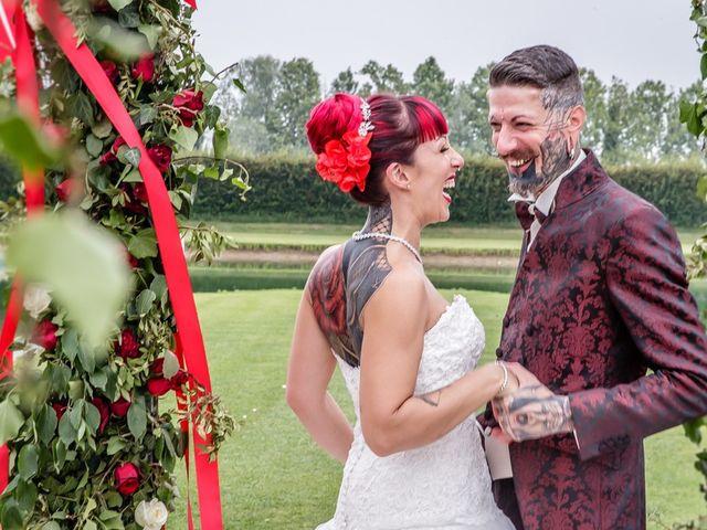 Il matrimonio di Angelo e Chiara a Cremona, Cremona 233