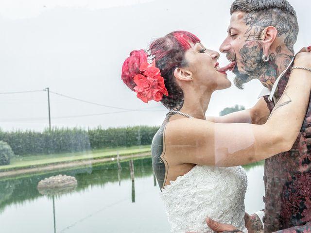Il matrimonio di Angelo e Chiara a Cremona, Cremona 239