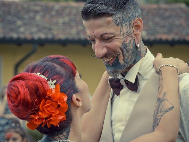 Il matrimonio di Angelo e Chiara a Cremona, Cremona 259