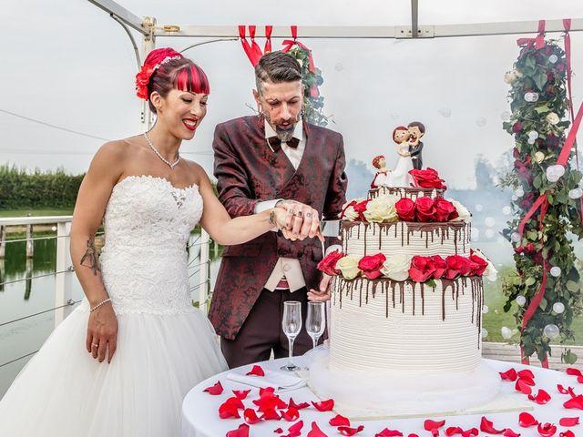 Il matrimonio di Angelo e Chiara a Cremona, Cremona 263