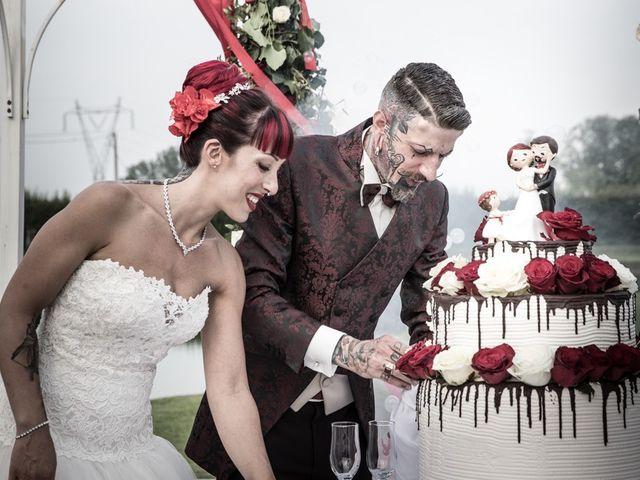 Il matrimonio di Angelo e Chiara a Cremona, Cremona 265