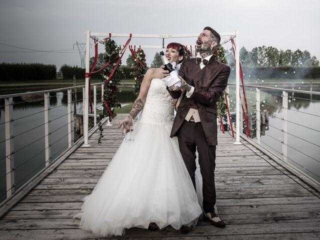 Il matrimonio di Angelo e Chiara a Cremona, Cremona 266
