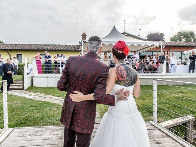 Il matrimonio di Angelo e Chiara a Cremona, Cremona 272