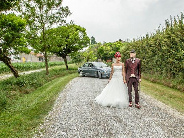 Il matrimonio di Angelo e Chiara a Cremona, Cremona 182