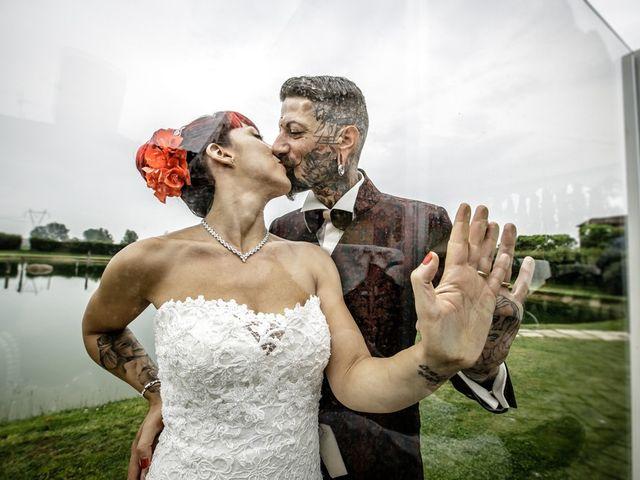 Il matrimonio di Angelo e Chiara a Cremona, Cremona 210