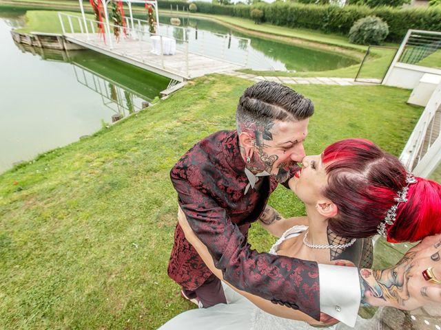 Il matrimonio di Angelo e Chiara a Cremona, Cremona 211