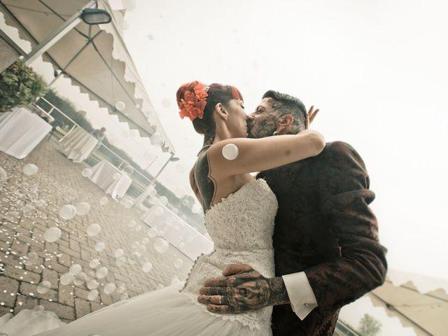 Il matrimonio di Angelo e Chiara a Cremona, Cremona 213