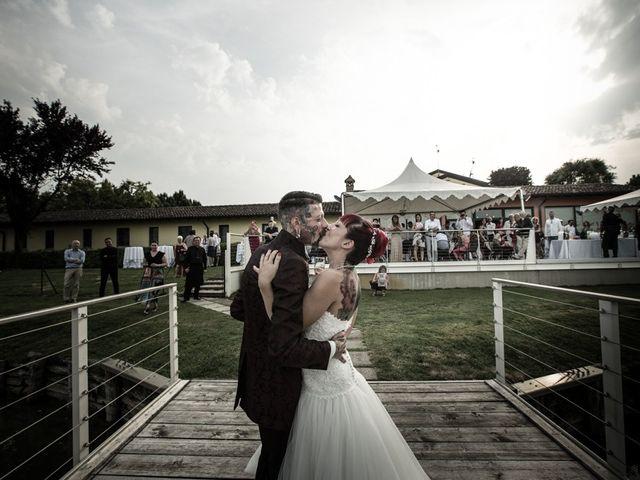 Il matrimonio di Angelo e Chiara a Cremona, Cremona 273