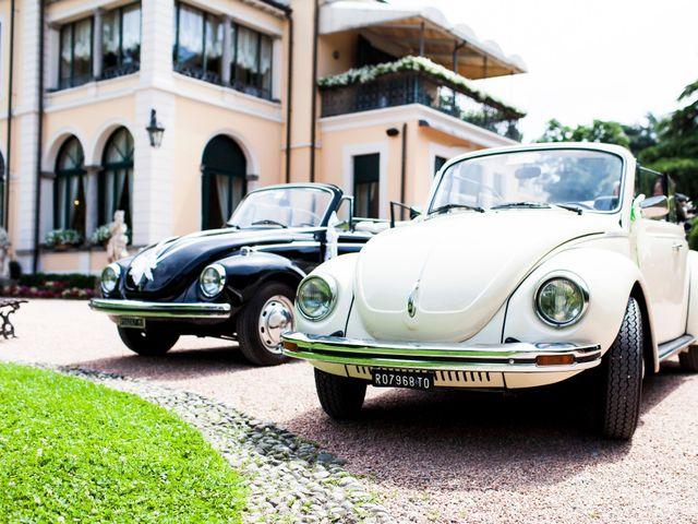 Il matrimonio di Andrea e Valentina a Lesmo, Monza e Brianza 7