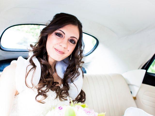 Il matrimonio di Andrea e Valentina a Lesmo, Monza e Brianza 8