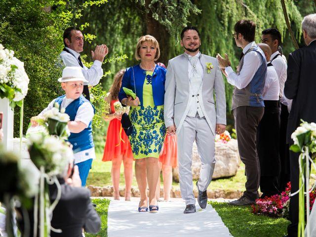 Il matrimonio di Andrea e Valentina a Lesmo, Monza e Brianza 10