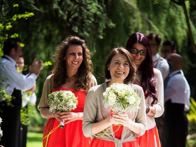 Il matrimonio di Andrea e Valentina a Lesmo, Monza e Brianza 11