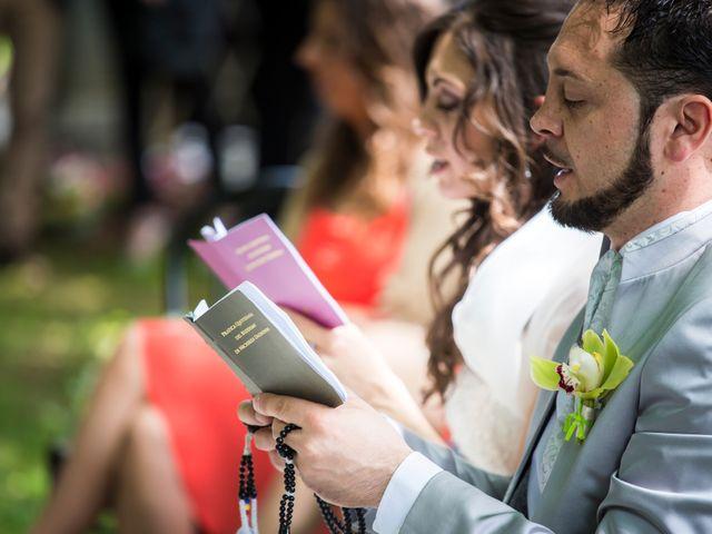 Il matrimonio di Andrea e Valentina a Lesmo, Monza e Brianza 17