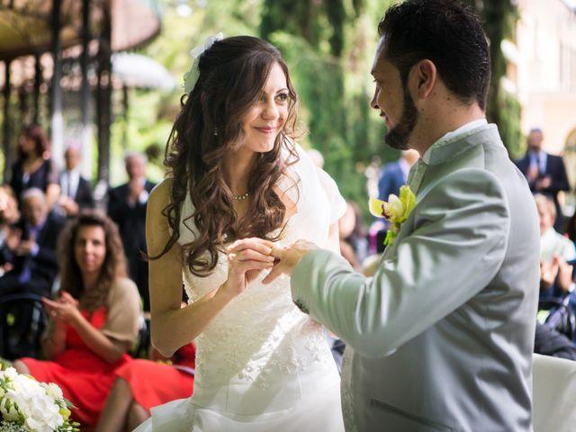 Il matrimonio di Andrea e Valentina a Lesmo, Monza e Brianza 22