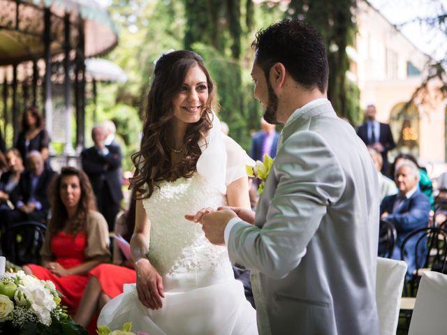 Il matrimonio di Andrea e Valentina a Lesmo, Monza e Brianza 23