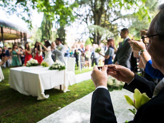 Il matrimonio di Andrea e Valentina a Lesmo, Monza e Brianza 24
