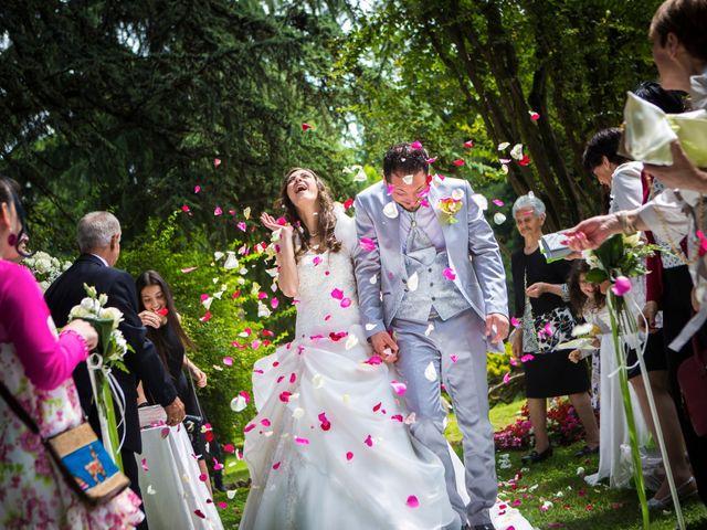 Il matrimonio di Andrea e Valentina a Lesmo, Monza e Brianza 25
