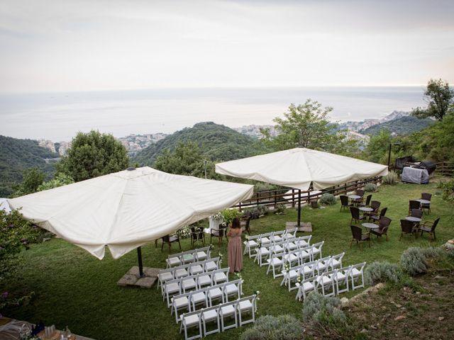 Il matrimonio di Simone e Elisa a Genova, Genova 13