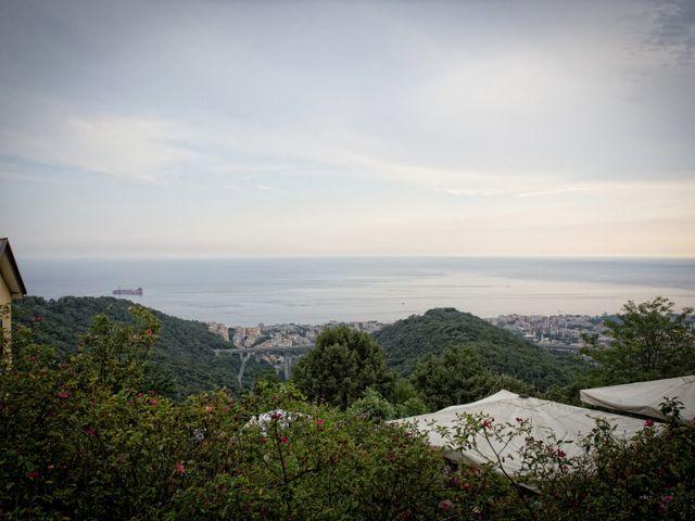 Il matrimonio di Simone e Elisa a Genova, Genova 14