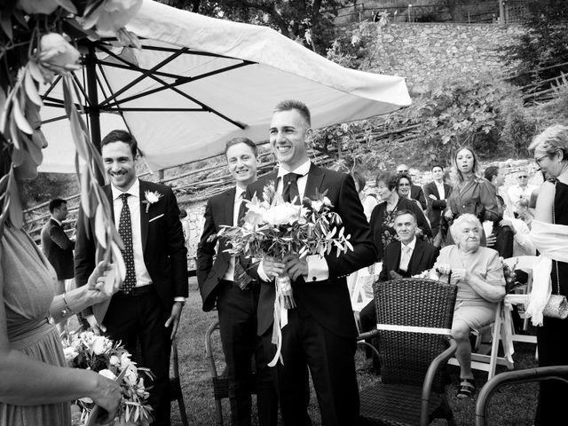 Il matrimonio di Simone e Elisa a Genova, Genova 15