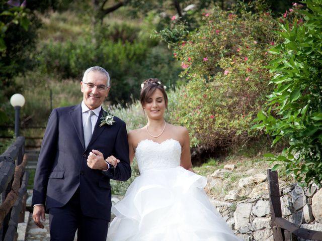 Il matrimonio di Simone e Elisa a Genova, Genova 20