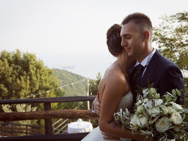 Il matrimonio di Simone e Elisa a Genova, Genova 32
