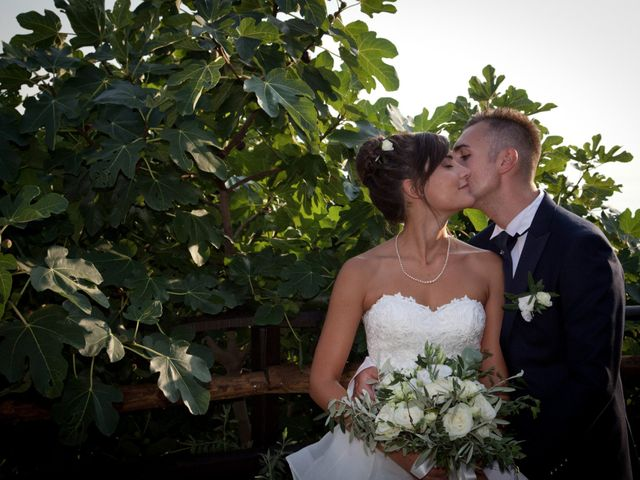 Il matrimonio di Simone e Elisa a Genova, Genova 38
