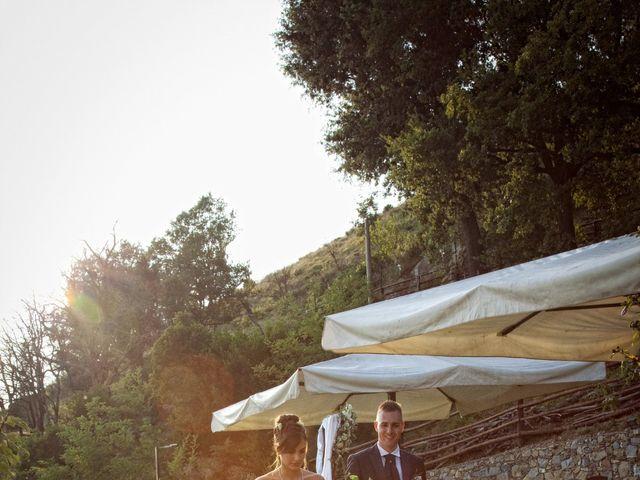 Il matrimonio di Simone e Elisa a Genova, Genova 39