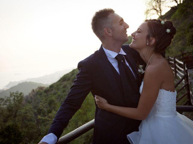 Il matrimonio di Simone e Elisa a Genova, Genova 48