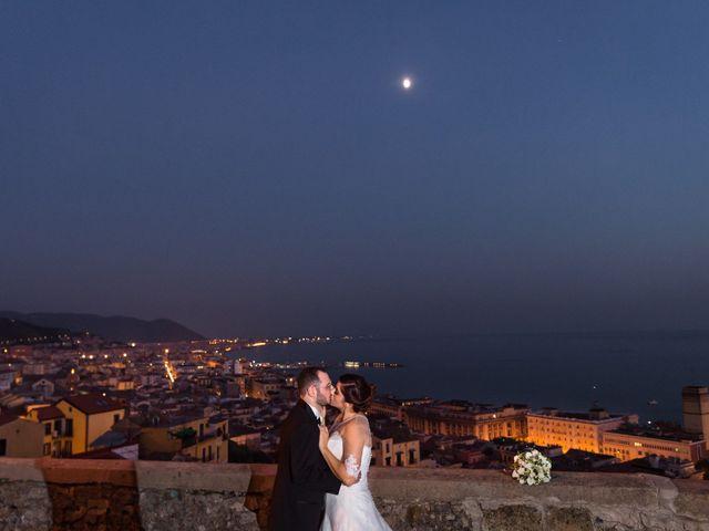 Il matrimonio di Pietro e Serena a Salerno, Salerno 10