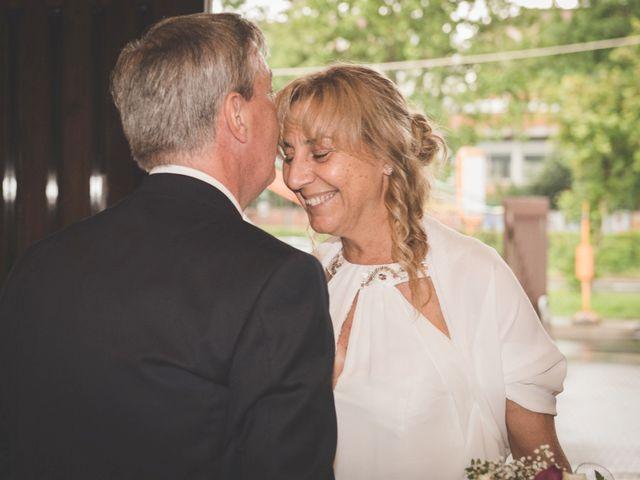 Il matrimonio di Fiorenzo e Brunella a Milano, Milano 11