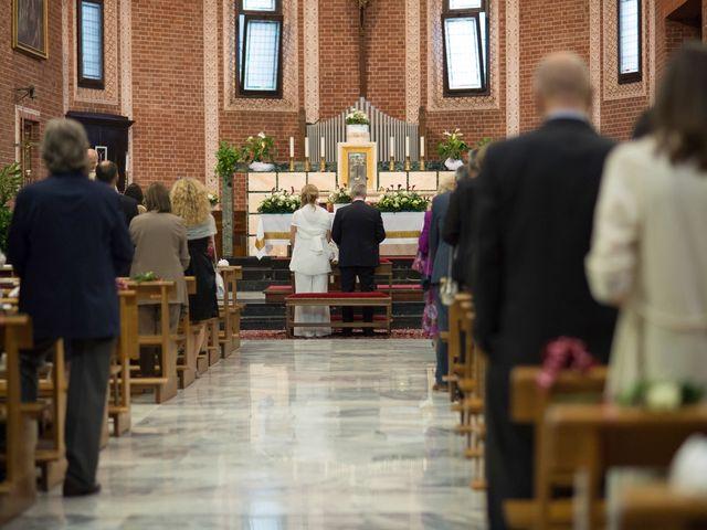 Il matrimonio di Fiorenzo e Brunella a Milano, Milano 13