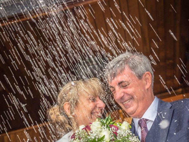 Il matrimonio di Fiorenzo e Brunella a Milano, Milano 18