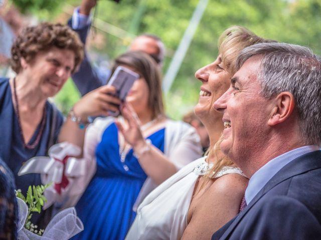 Il matrimonio di Fiorenzo e Brunella a Milano, Milano 20