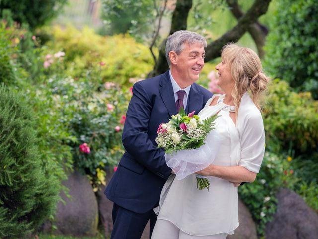 Il matrimonio di Fiorenzo e Brunella a Milano, Milano 1