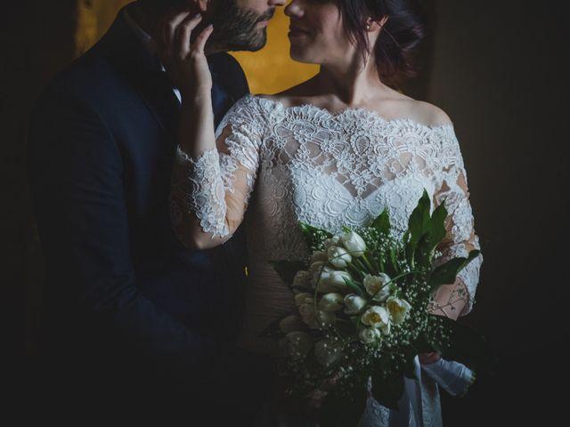 Le nozze di Marisa e Francesco