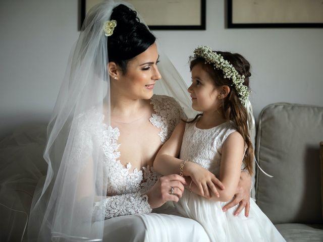 Il matrimonio di Silvio e Fabiola a Ciampino, Roma 11