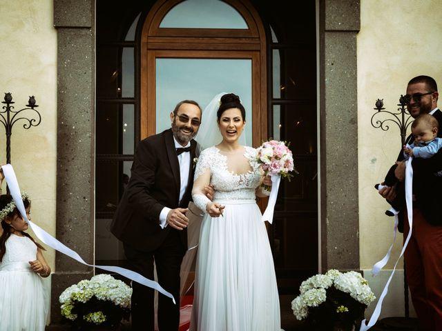 Il matrimonio di Silvio e Fabiola a Ciampino, Roma 17