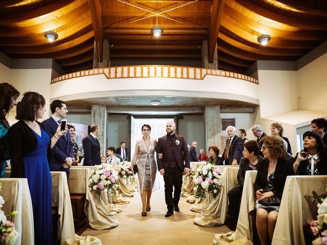 Il matrimonio di Silvio e Fabiola a Ciampino, Roma 19