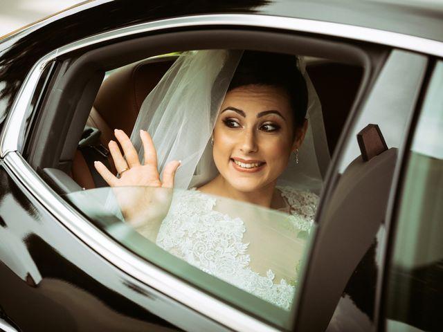 Il matrimonio di Silvio e Fabiola a Ciampino, Roma 20