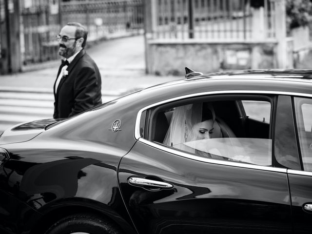 Il matrimonio di Silvio e Fabiola a Ciampino, Roma 21