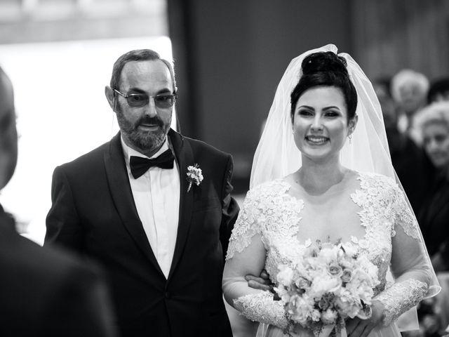 Il matrimonio di Silvio e Fabiola a Ciampino, Roma 22