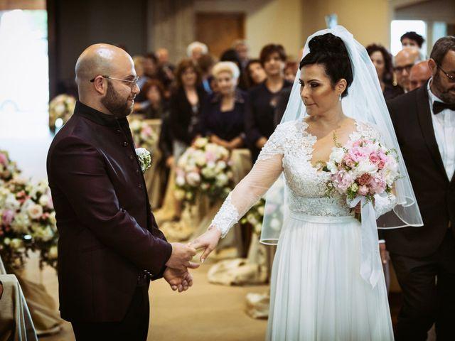 Il matrimonio di Silvio e Fabiola a Ciampino, Roma 23