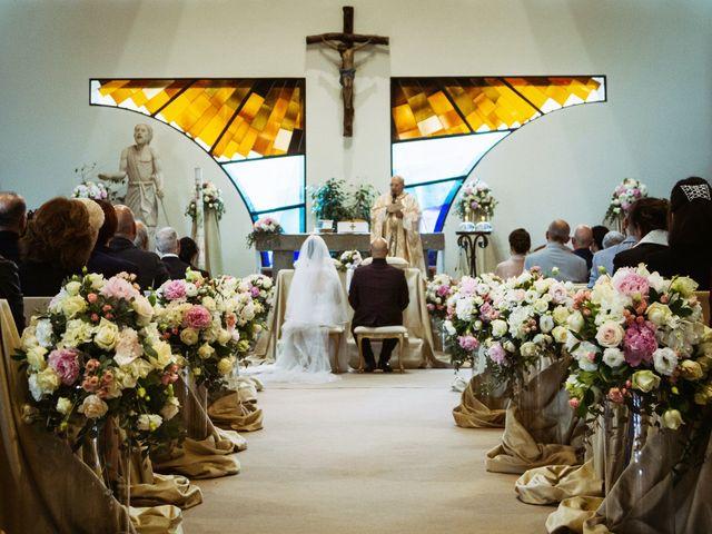 Il matrimonio di Silvio e Fabiola a Ciampino, Roma 25