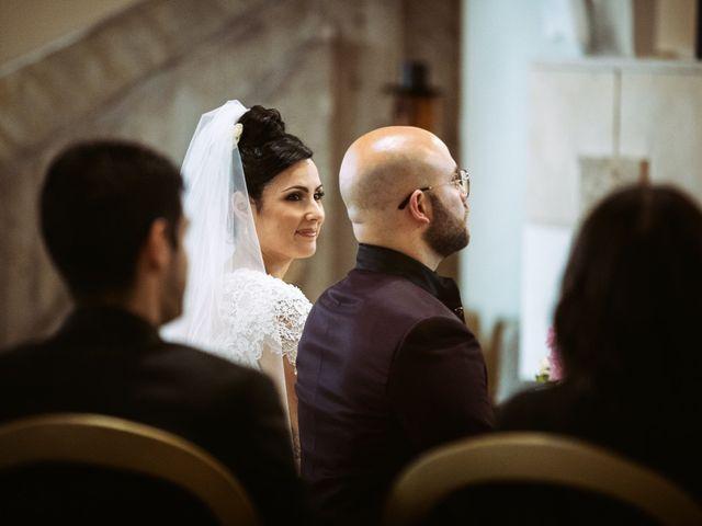 Il matrimonio di Silvio e Fabiola a Ciampino, Roma 26