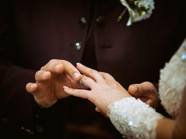 Il matrimonio di Silvio e Fabiola a Ciampino, Roma 27
